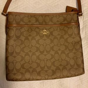 Coach satchel bag. Like new!